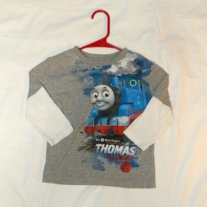 Thomas and Friends 3T long-sleeve shirt